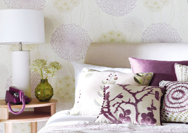 Papeles pintados para dormitorios pintor en granada - Papel pintado para dormitorio juvenil ...